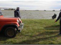 Controlan el cumplimiento del protocolo en la Laguna El Tupungato