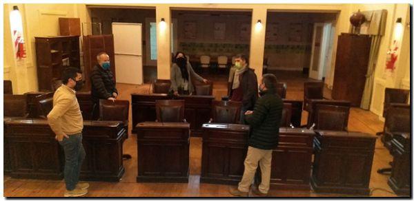 Se utilizarán las instalaciones del Concejo Deliberante para el juicio por el asesinato de Guillermo Depierro