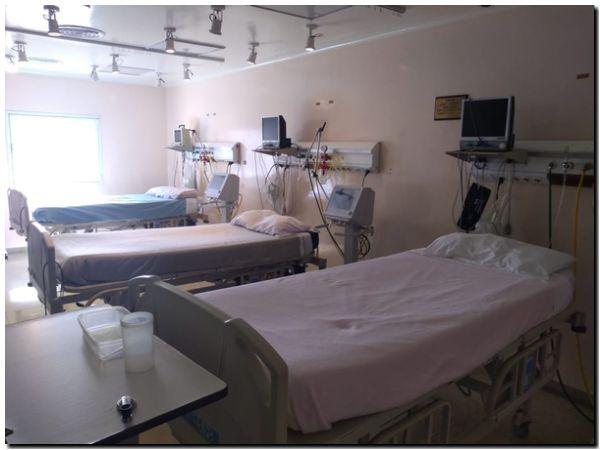 NECOCHEA: El sector de Cuidados Progresivos ya está totalmente equipado