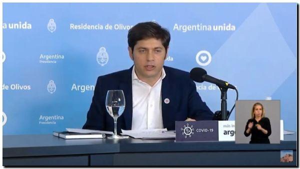 Kicillof habilitó a los Municipios a pagar el aguinaldo en cuotas