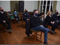 Sesión extraordinaria en el Concejo Deliberante de Lobería