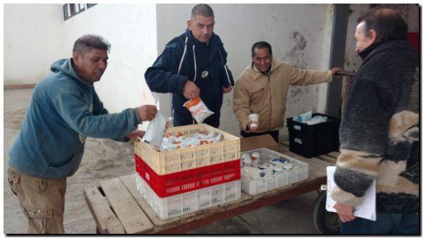 """Pedido de mercaderías para el Almacén Social""""Liberté"""""""
