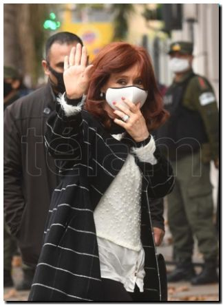 AMENAZAS: De muerte a Cristina