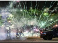 Disturbios y choques con la policía en otra jornada de protestas contra el racismo en EEUU