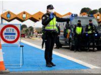 España reabrirá sus fronteras terrestres con Francia y Portugal el 22 de junio