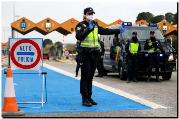 ESPAÑA: Suma casos aplican nuevas restricciones