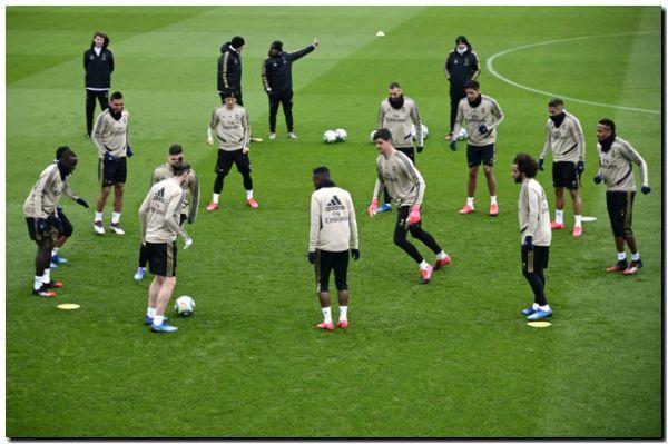 Los equipos españoles vuelven a entrenar de forma colectiva