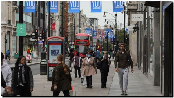 COVID: Londres impone restricciones por 6 meses