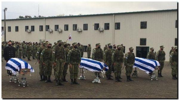 El asesinato «sin precedentes» de tres marines que conmociona Uruguay