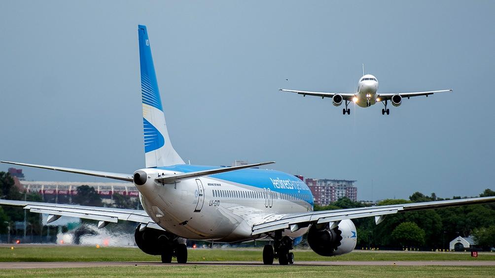 Transporte confirmó que la actividad aérea regular de cabotaje podría retornar en julio