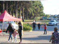 Cruz Roja Argentina filial Necochea entregó material al Municipio