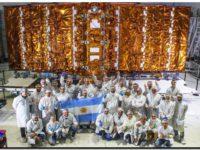 Científicos argentinos preparan en EEUU el lanzamiento de un satélite