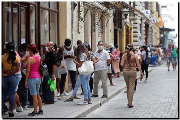 COVID: Más de 25 millones de contagios en el mundo