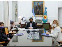 Kicillof presentó plan para articular con municipios el abordaje de la violencia de género