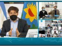 PROVINCIA: Busca reactivar la economía a través de la obra pública
