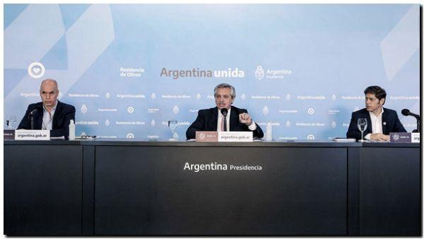 Fernández anunciará mañana cómo sigue la cuarentena