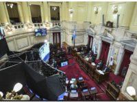 El Senado aprobó la donación de plasma, receta electrónica