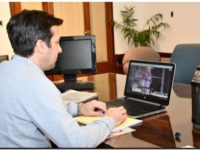 ROJAS Y KICILLOF: Nueva reunión por zoom