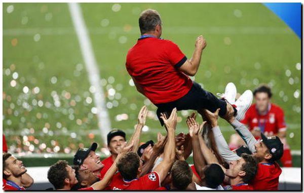 CHAMPION: Bayern Munich campeón