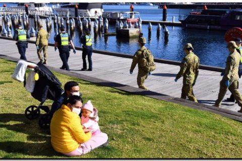 AUSTRALIA: Toque de queda