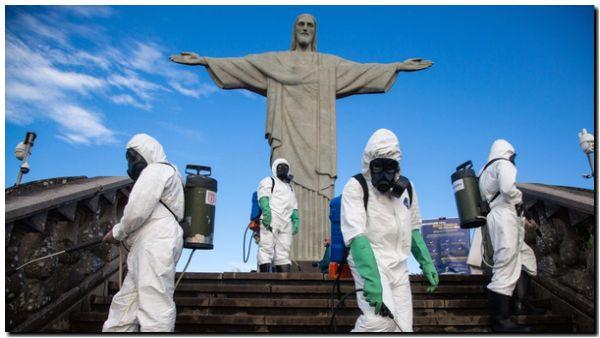 COVID: Brasil desbordado por la letalidad