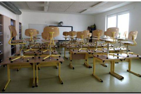ALEMANIA: Tapabocas en las escuelas