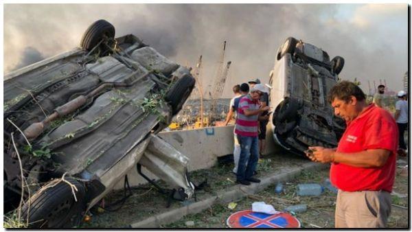 BEIRUT: Qué se sabe de la explosión