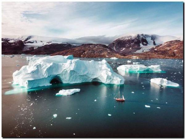 CAMBIO CLIMÁTICO: Una Groenlandia con hielo ya es 'historia'