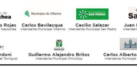 POLÍTICA: Fuerte respaldo a Kicillof de los intendentes independientes