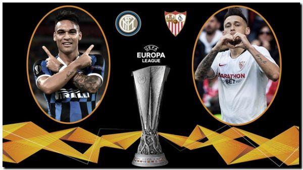 LIGA DE EUROPA: Inter y Sevilla definen al campeón
