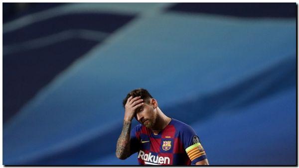 FÚTBOL: Messi decidirá su futuro al final de temporada