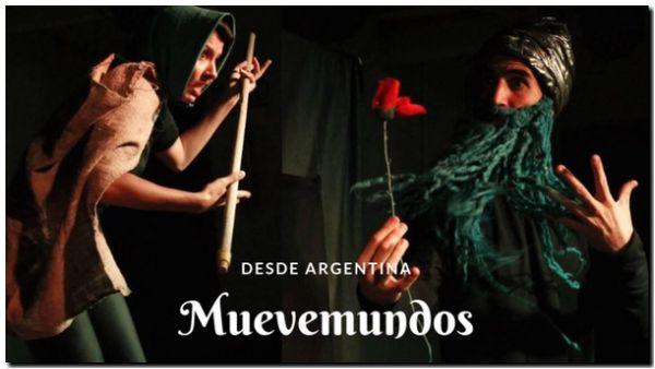 VARADOS: «Volver a casa» de Muevemundos teatro de Necochea varados en México