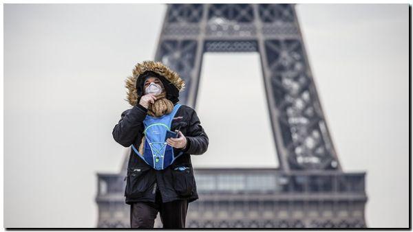 COVID: Rebrote en Francia, otra cuarentena sería letal