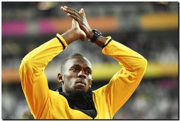 ATLETISMO: Usaín Bolt positivo